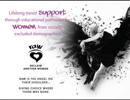 Net Branding – A proud supporter of RAW (Reclaim Another Woman)