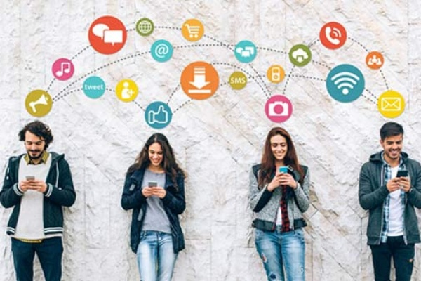 What is happening to social media marketing