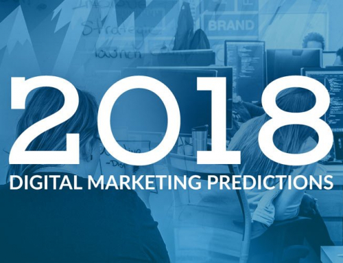 5 digital marketing predictions for 2018