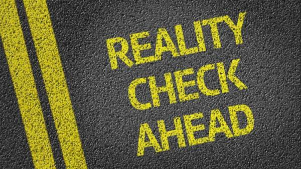 Digital marketing reality check on the Facebook