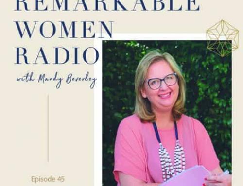 Remarkable Women Radio – Cathy Mellett
